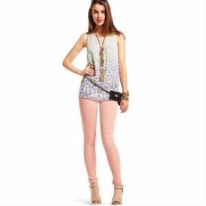 CAbi Nectar Skinny jeans style 224 size 6